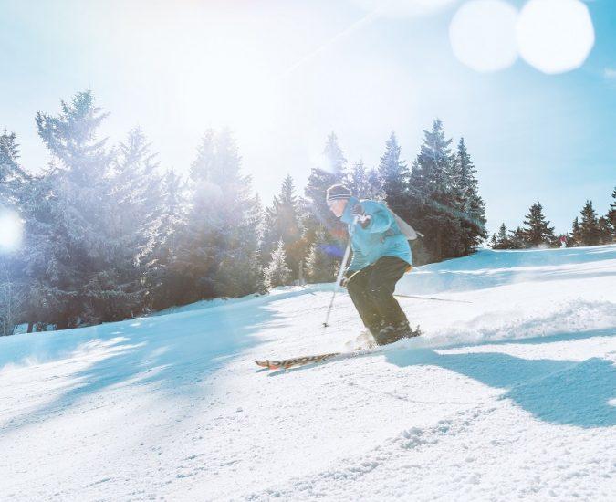 Como prevenir lesiones si haces esquí